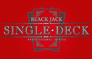 Автомат Single Deck Blackjack Professional Series онлайн